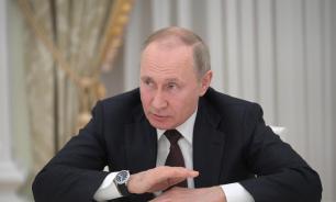 Путин не планирует покидать Россию в ближайшее время