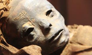 Мумия, выставлявшаяся в музее Израиля, оказалась древней подделкой