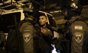 Палестинцы и израильские поселенцы подрались в восточном Иерусалиме