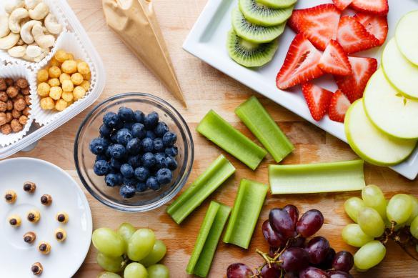 Польза перекусов для нашего здоровья