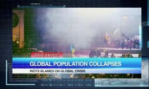 Кадры Евромайдана показали в сериале США о бунте зверей