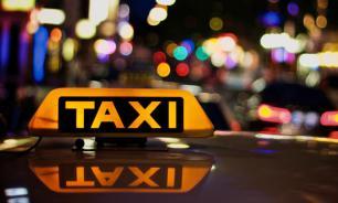 Количество машин такси в регионах предложили ограничить