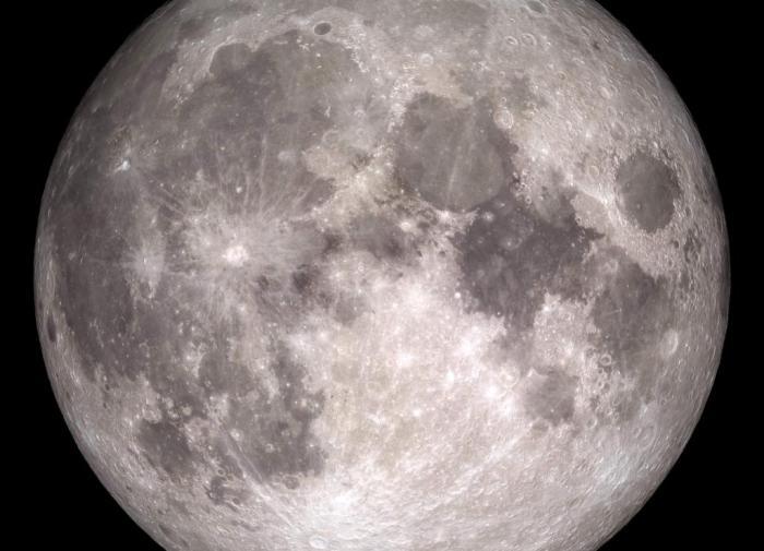 Теория образования Луны из-за столкновения получила новый импульс