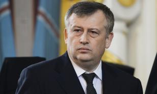 """Дрозденко выдвинут """"ЕР"""" кандидатом на пост губернатора Ленобласти"""