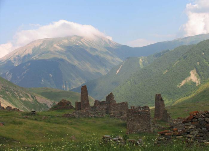 В Северной Осетии начнут передавать прямым потомкам фамильные башни