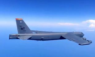 Перехваченный B-52 отрабатывал ракетный удар по Крыму