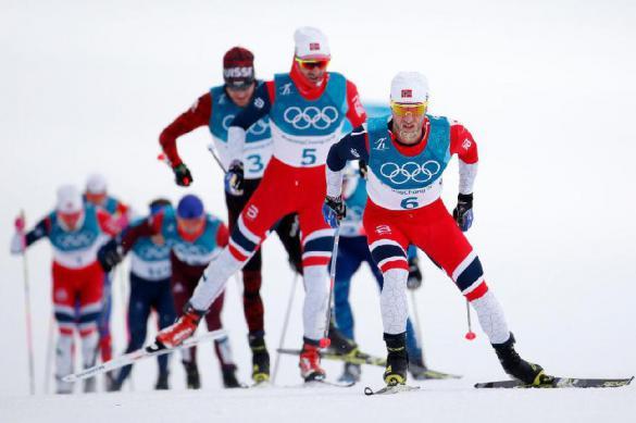 Клебо опередил Большунова в лыжном марафоне финала Кубка мира