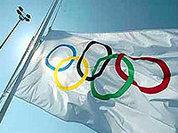 Россия приняла Олимпийскую эстафету