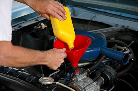 Как долить масло в двигатель правильно. Часть 1