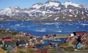Из-за цветения водорослей потемнели ледники Гренландии