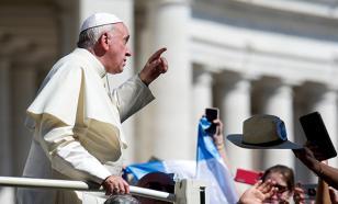 Папа римский рассказал, как избежать нового Всемирного потопа