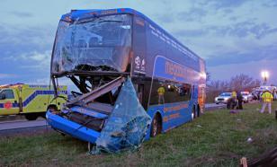 """Семеро погибли в автобусе, """"сшитом"""" проволокой"""