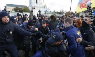 """Киевский """"конопляный марш"""" завершился побоищем"""