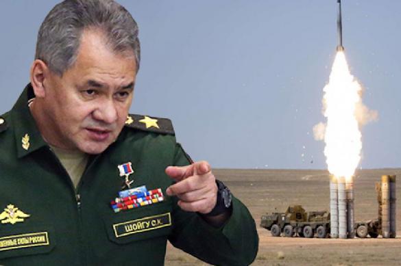 Сергей Шойгу подвёл итоги года по Сирии