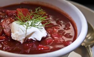 Шеф-повар из Украины назвал главную ошибку при приготовлении борща