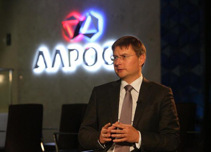 """АЛРОСА"" увеличила продажи алмазов в 2,1 раза"