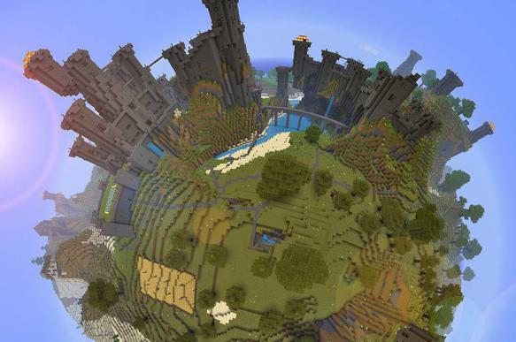Депутат из Красноярска предложил запретить популярную компьютерную игру Minecraft