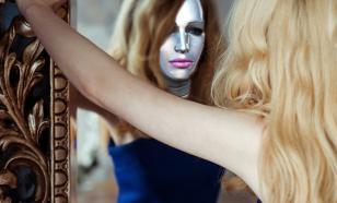 Люди видят себя в зеркале не так, как объективно выглядят