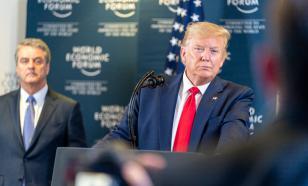 """Трампа не позовут в Давос: """"гонения"""" продолжаются"""