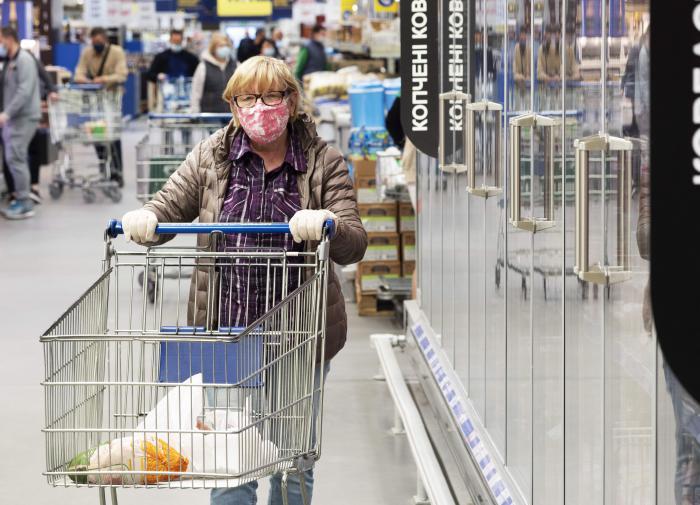 Рекордный за 40 лет рост цен на продукты продолжится и в октябре