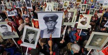 Украинское правительство осуждает празднование Дня Победы в России