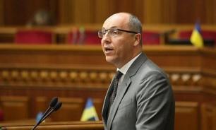 Парубий не выполнит просьбу Зеленского о созыве Верховной рады