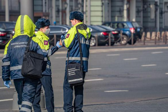 213 москвичей нарушили режим самоизоляции
