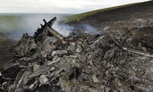 В Нигерии упал самолёт военной авиации