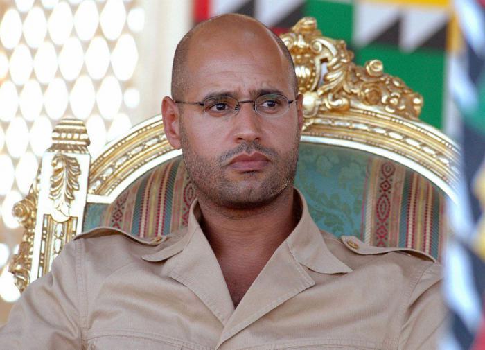 Ливийским президентом может снова стать Каддафи