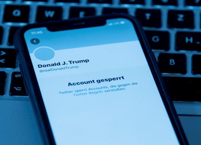 Режим тишины: как Байдену помогла блокировка Трампа в Twitter