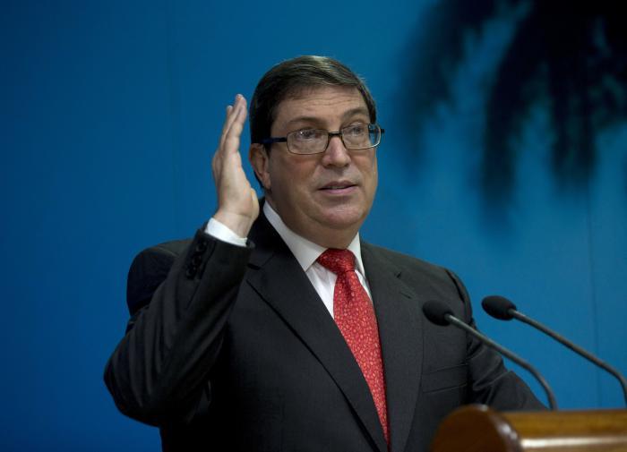 Глава МИД Кубы обвинил США в подготовке госпереворота в стране