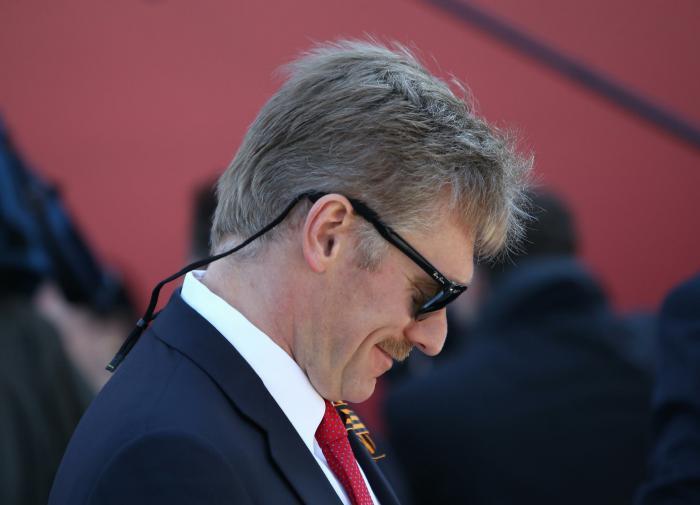 Песков отреагировал на призыв сенаторов США выслать 300 российских дипломатов