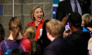 Хиллари Клинтон пыталась на спор перепить Маккейна
