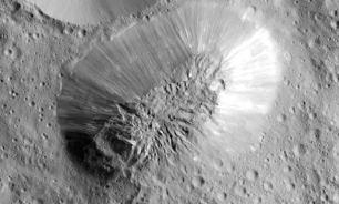 Очередная загадка ледяной планеты Церера — криовулкан