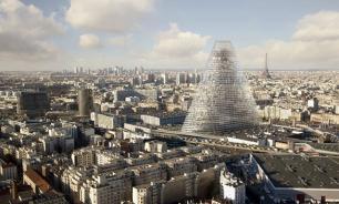 Первый за 50 лет небоскреб построят в Париже