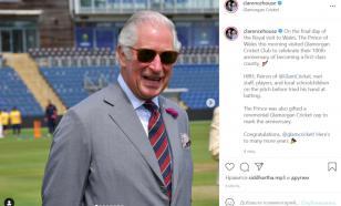 Принц Чарльз отреагировал на обвинение брата в изнасиловании