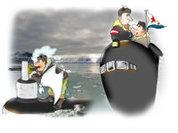Подводников без чувства юмора не бывает