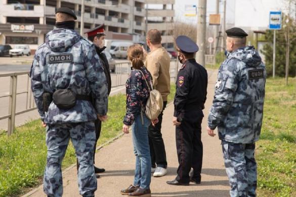Более семи тысяч человек проверили на Кубани в связи с карантином