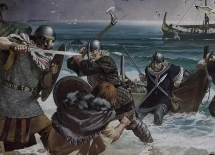 """Викинги не были """"белокурыми бестиями"""""""