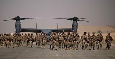 США расширят присутствие своих военных в Ираке до 3500 человек