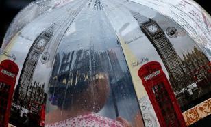 Проливные дожди вызвали хаос в Великобритании
