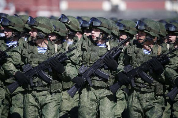 Российская армия крепчает и умнеет