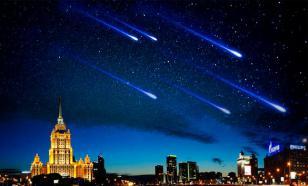 В декабре москвичей ждет два звездопада