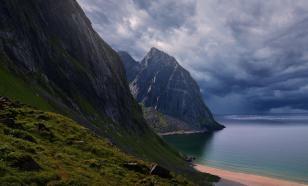 В Норвегии найдено наскальное изображение лодки возрастом 11 тыс. лет