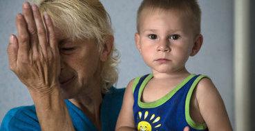 Нацгвардия расстреляла жителей Луганска прямо в гуманитарном коридоре