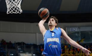 Сборная России потеряла лидера перед Кубком мира по баскетболу