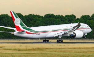Мексика продаст или разыграет в лотерею личный самолет президента