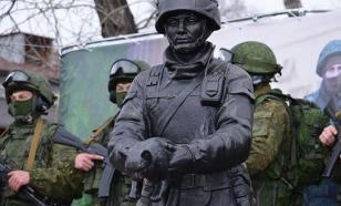 """Шойгу рассказал о нюансах работы """"вежливых людей"""" в Крыму в 2014 году"""