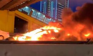 Tesla расследует обстоятельства взрыва электрокара в Москве