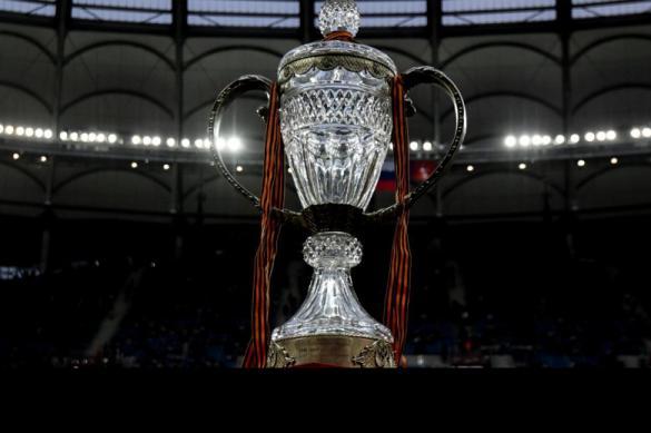 Определились все пары 1/8 финала Кубка России